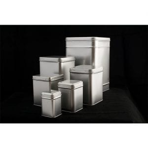 Wholesale Food Tin Supplier